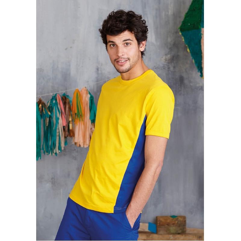 Tweekleurig T-Shirt