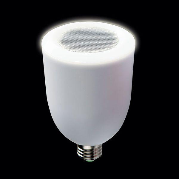 Bluetooth speaker met LED lamp