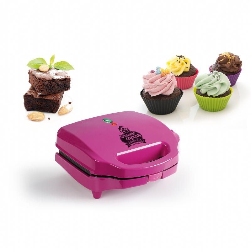 Brownie en cupcake maker