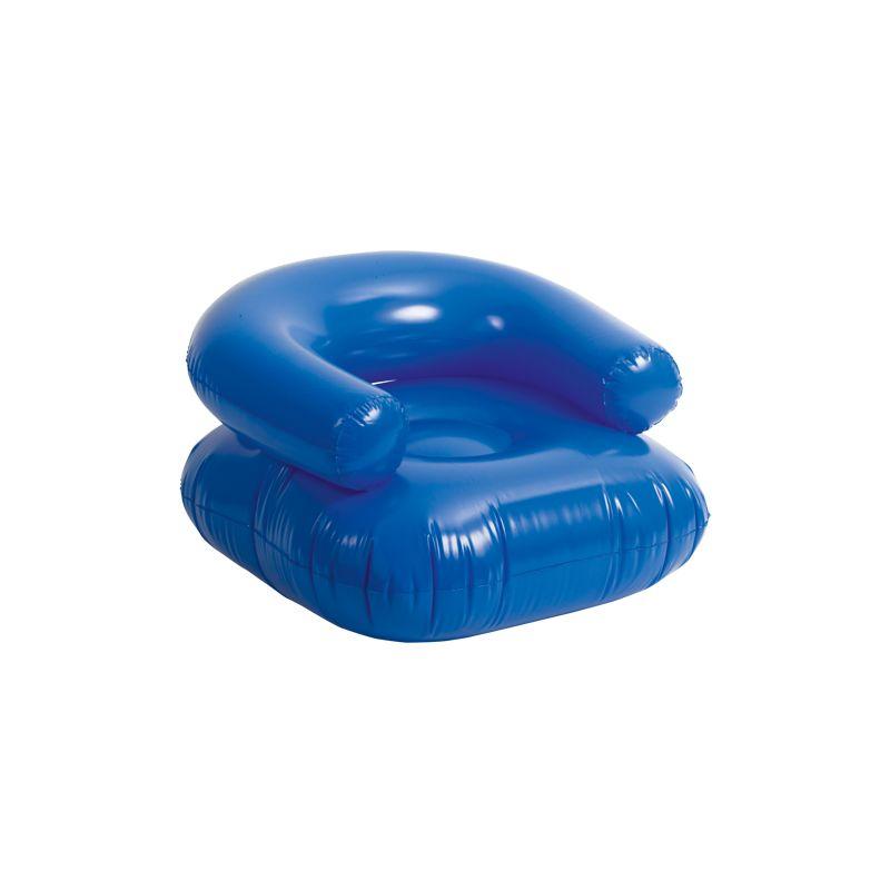 Opblaasbare strandstoel