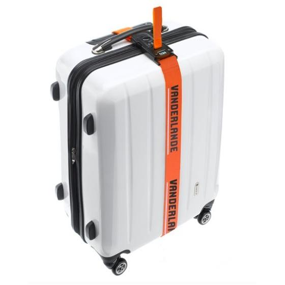 Bagageriem met TSA slot en ingebouwde weegschaal