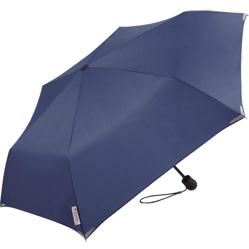 Opvouwbare paraplu met een lichtje