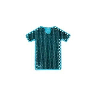 Reflector in de vorm van een t-shirt