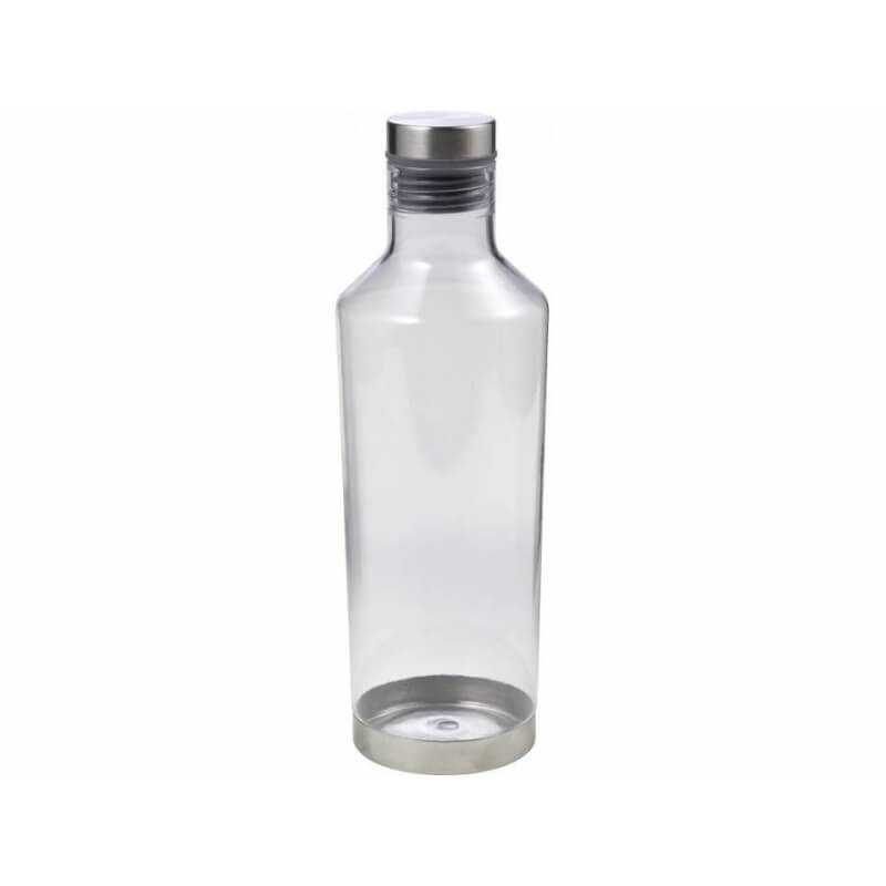 Transparante waterfles (850 ml)