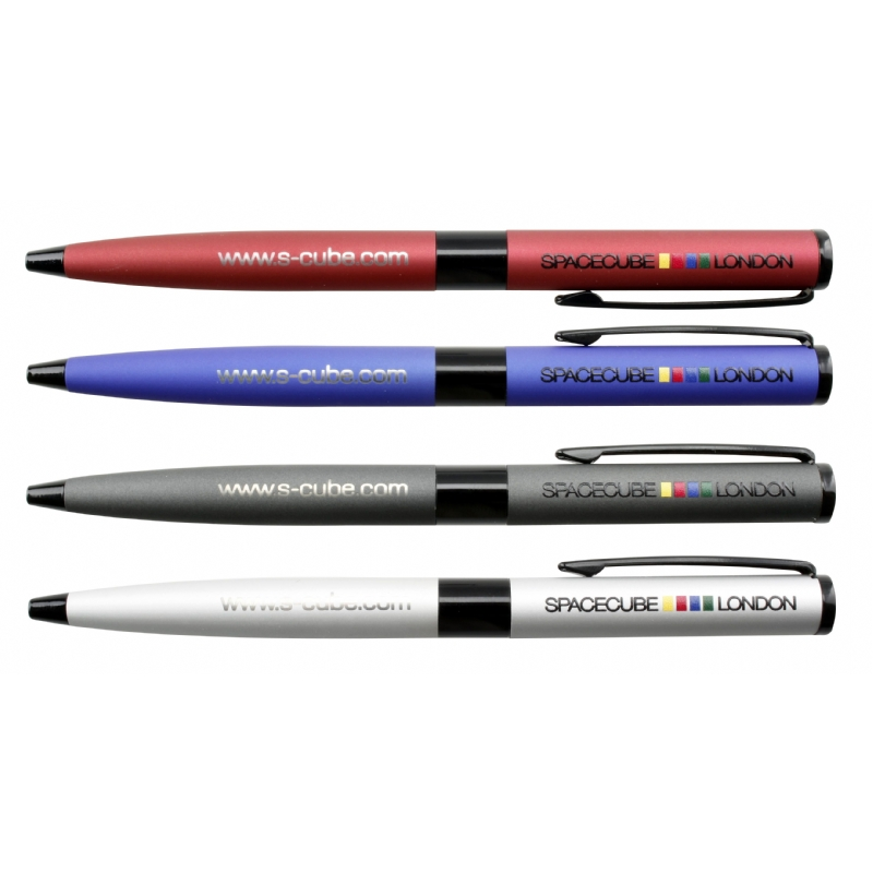 Luxe aluminium pen