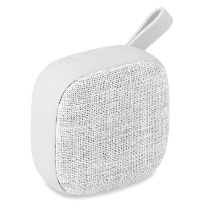 Speaker met een zacht kantje