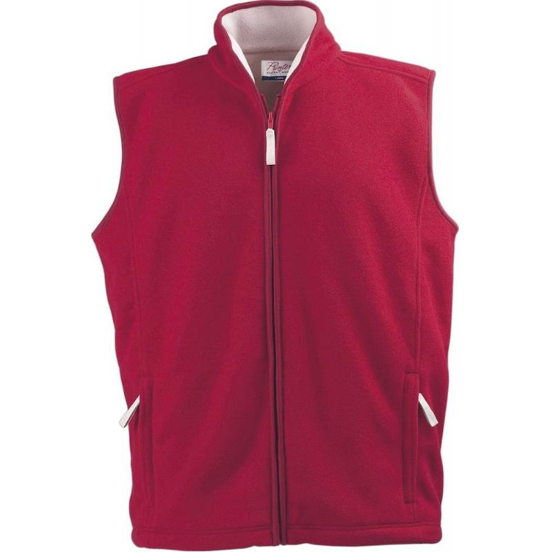 PRINTER Fleece bodywarmer