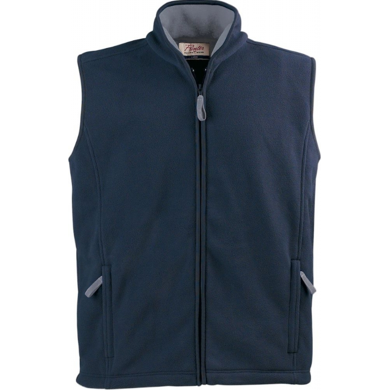 PRINTER Fleece bodywarmer
