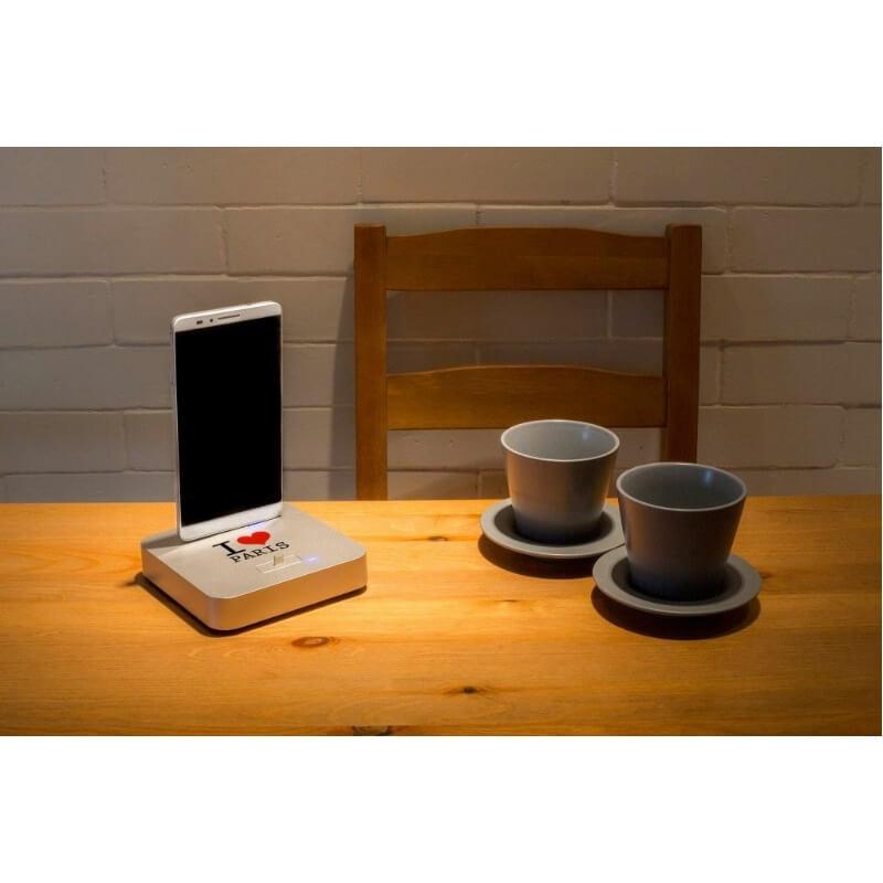 Kiwi Box, laad iedere smartphone op