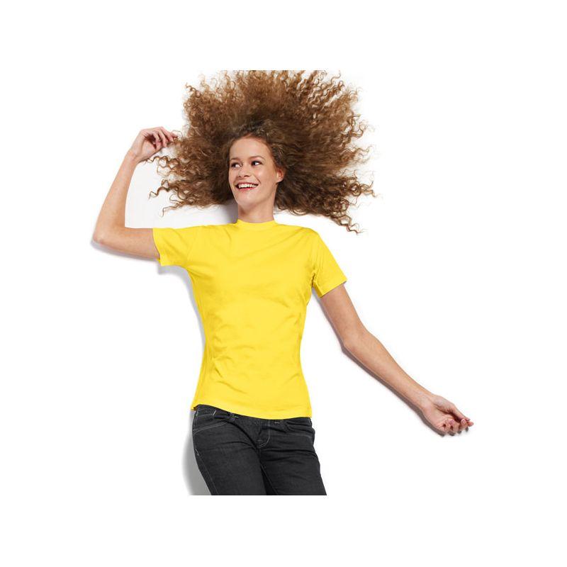 Heavyweight T-shirt dames