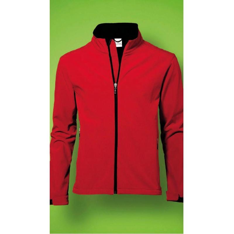 Softshell jas voor mannen