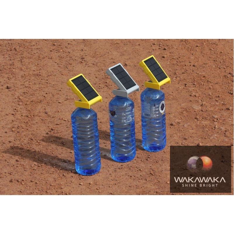 WakaWaka, meest efficiënte solar-led lamp ter wereld