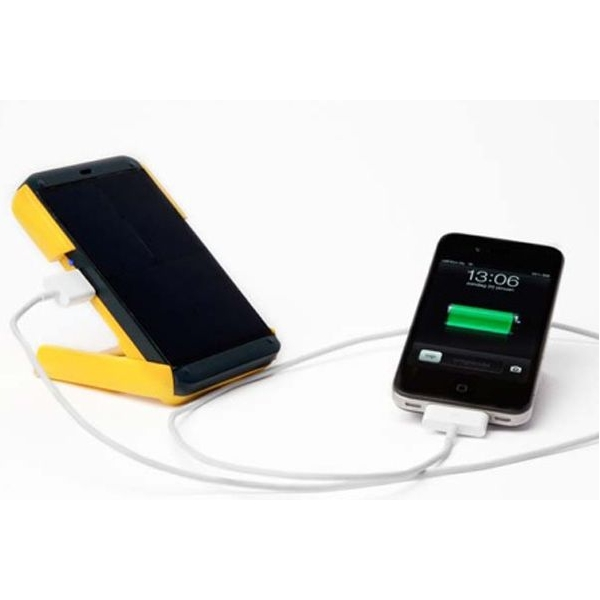 WakaWaka Power+, solar-led lamp en oplaadfunctie