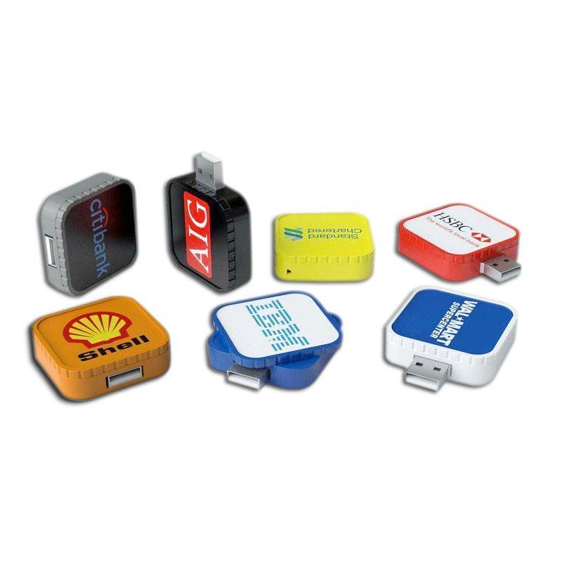 Vierkante USB stick