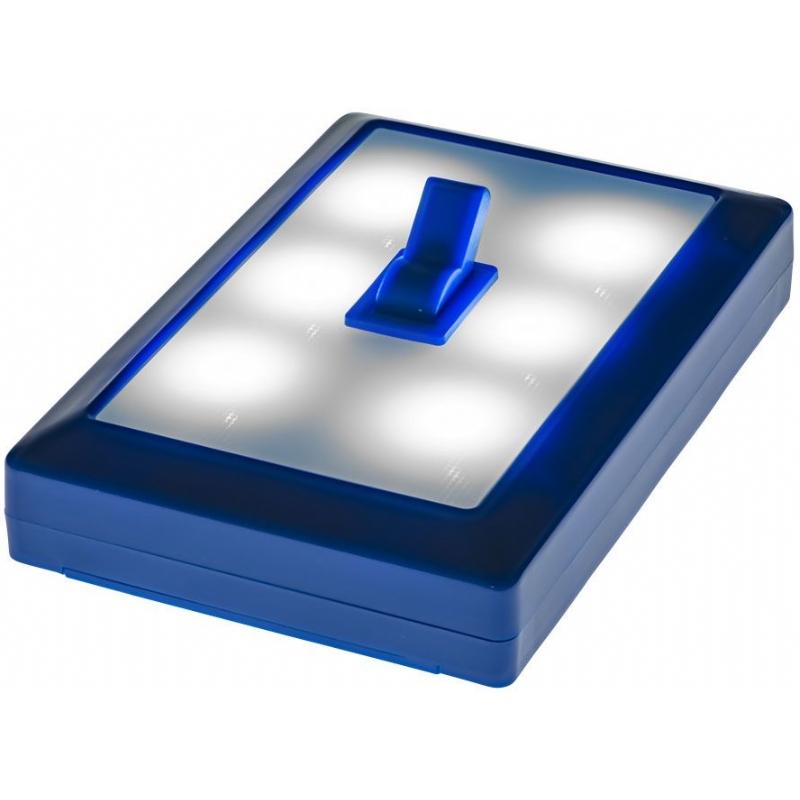 LED licht in schakelaarvorm