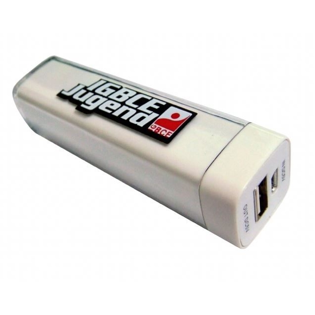 noodbatterij met reuze publicitair oppervlak