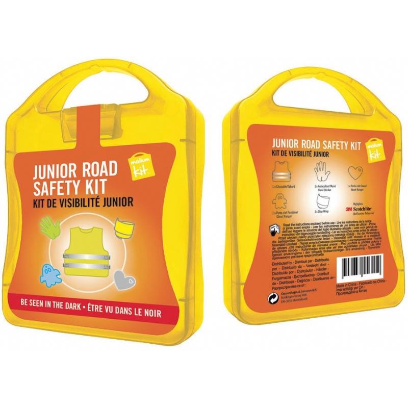 Verkeersveiligheid kit voor kids