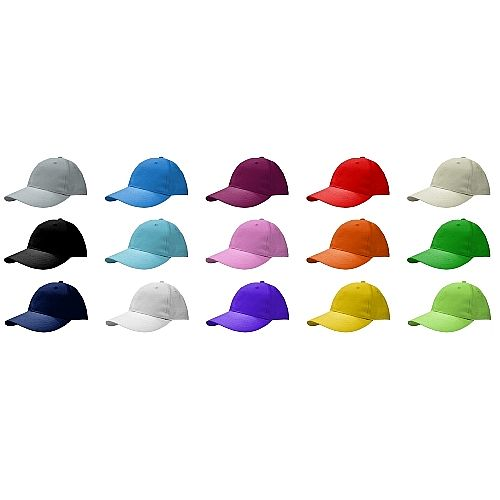 Brushed Cotton Cap relatiegeschenk