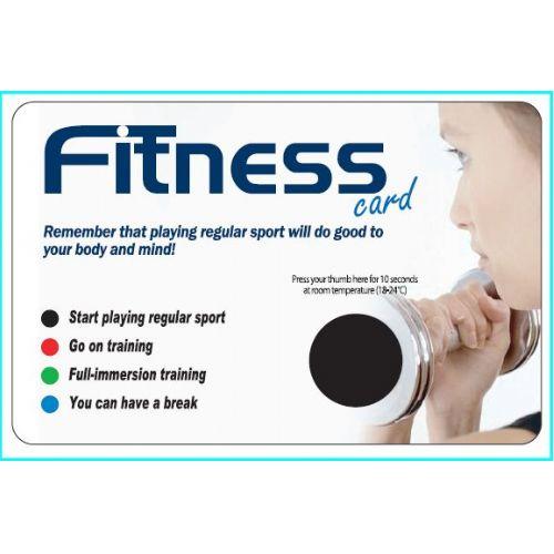 Fitness Card relatiegeschenk
