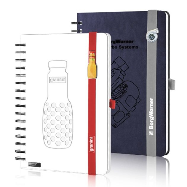 Uniek notitieboekje met eindeloze mogelijkheden