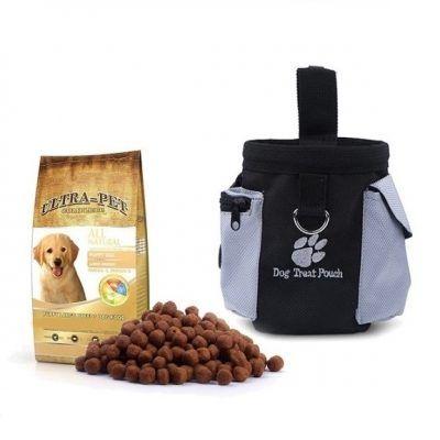 Beloningstasje voor honden