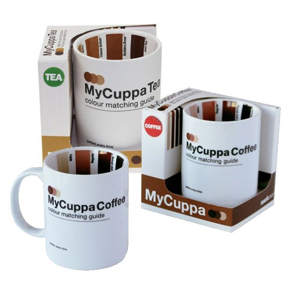 Koffie en thee op smaak