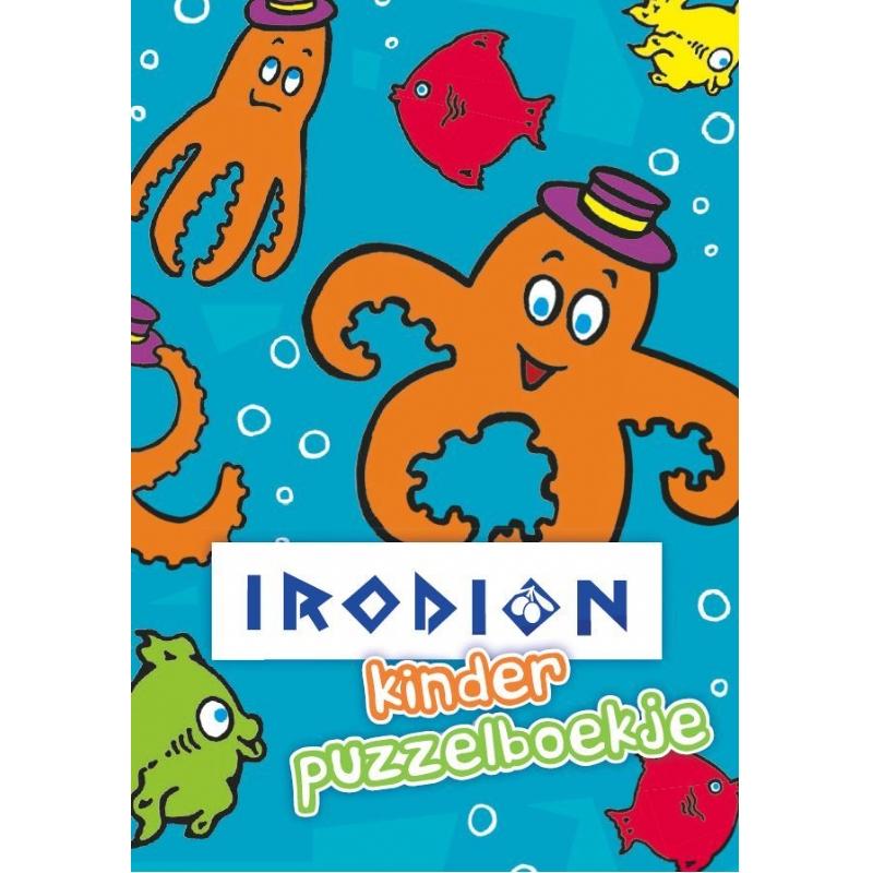 Puzzelboekje voor kinderen