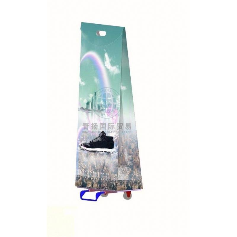 Promotionele trolley in karton