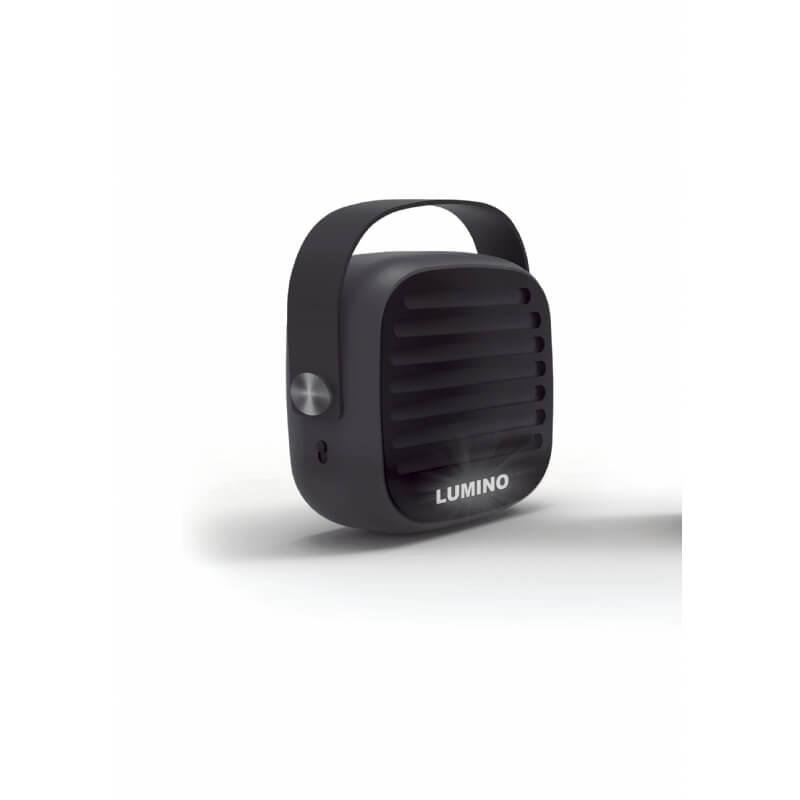 Krachtige draadloze speaker met oplichtend LED logo