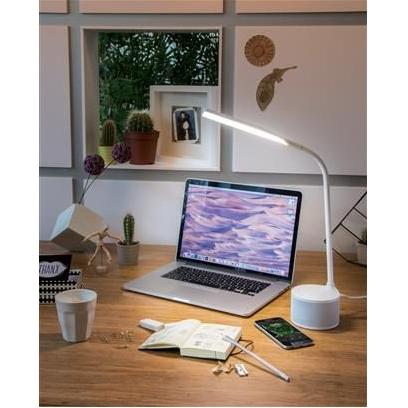 Bureaulamp met speaker