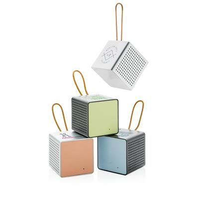 Compacte en trendy draadloze speaker