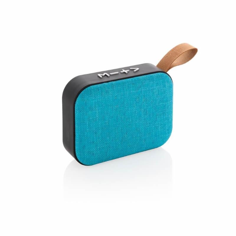 Draadloze speaker met stof