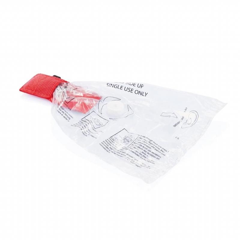 Sleutelhanger eerste hulp beademingsmasker