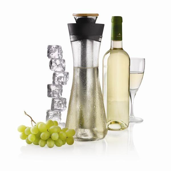 Witte wijn karaf