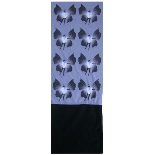 Bandana met fleece