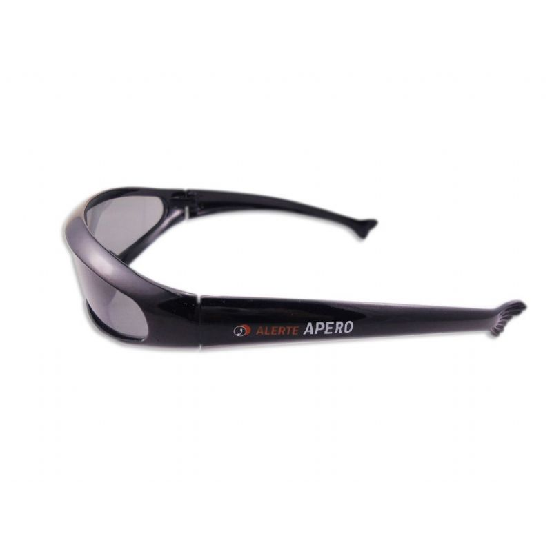 Futuristische zonnebril