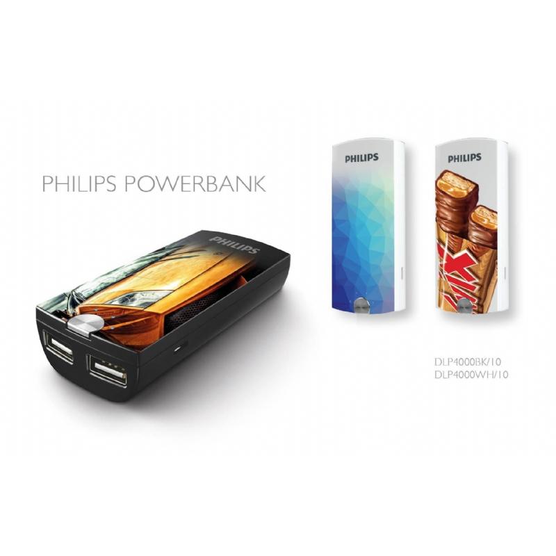 AKTIE Philips Powerbank