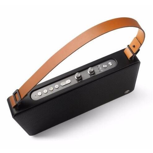 Draagbare Alexa home speaker