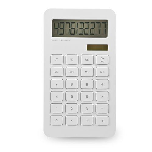 Biologisch afbreekbare rekenmachine