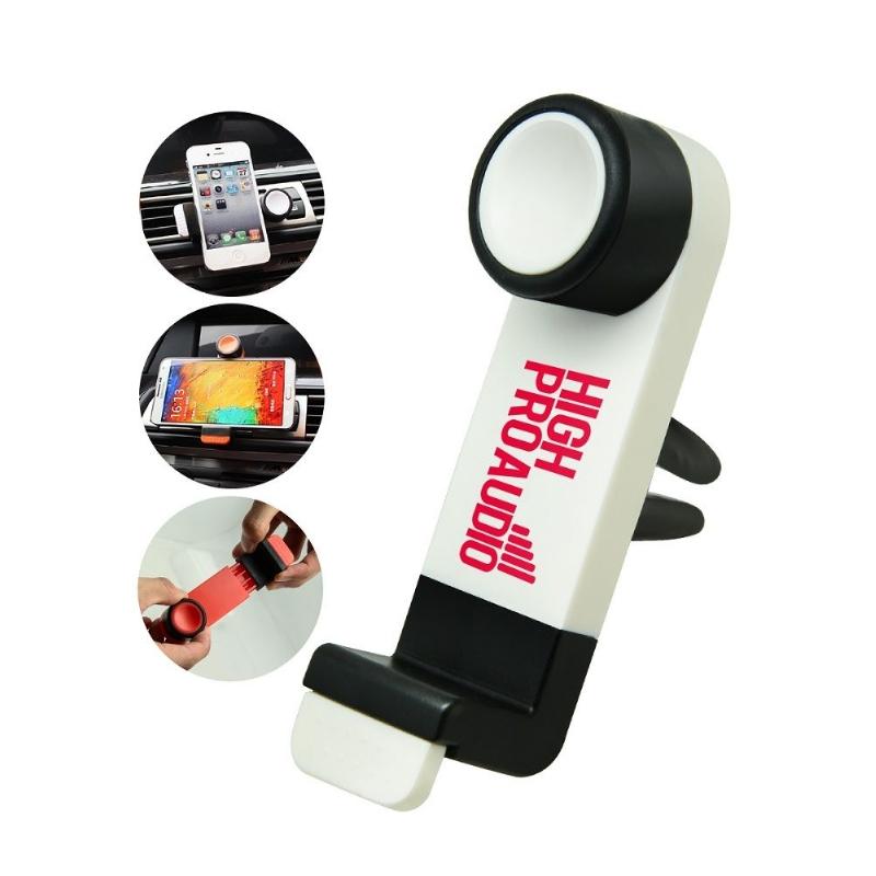 Universele Telefoon Houder voor in de Auto met bevestiging op Ventilatierooster