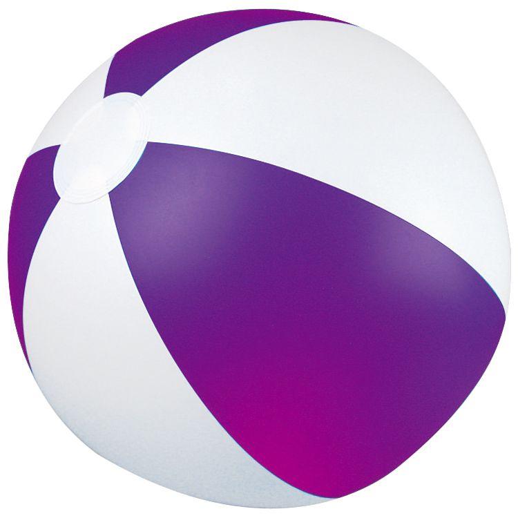 Strandbal in 2 kleuren
