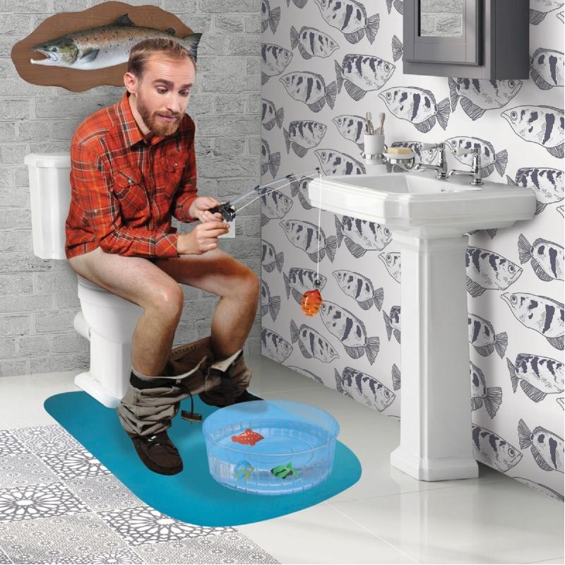 Toilet visset