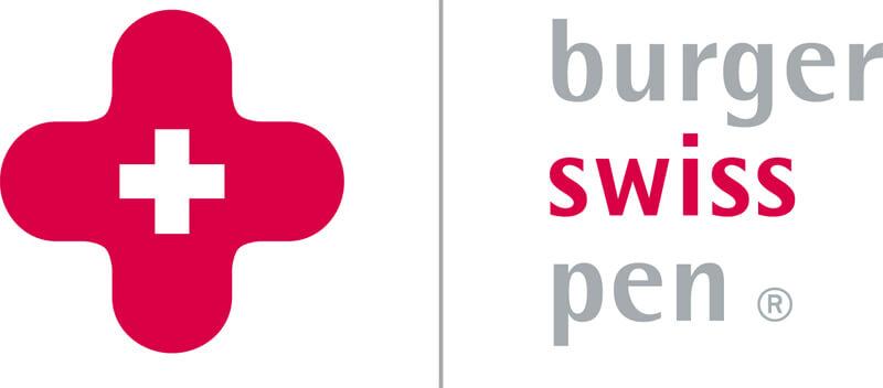 Burger Swiss Pen